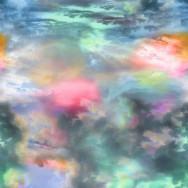Christian Lacroix Ciel Liberte Aurore Wallpaper