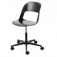 Fritz Hansen BH25 Pair Swivel Chair