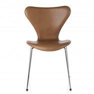 Fritz Hansen Series 7 Chair - Leather