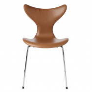 Fritz Hansen Lily Chair, Leather