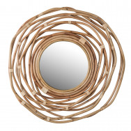 Dutchbone Kubu Rattan Mirror