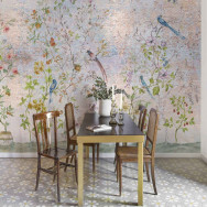 Coordonne Tea Garden Mural