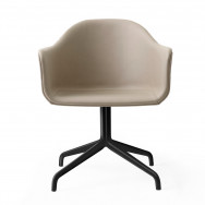 Menu Upholstered Harbour Swivel Chair