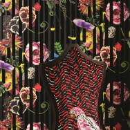Christian Lacroix Babylonia Nights Soft Wallpaper