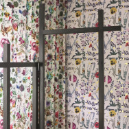 Christian Lacroix Peimvera Labyrinthum Wallpaper