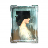 ibride Galerie De Portraits Large Reactangular Tray- IDA 2