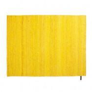 Massimo Rugs 170 x 240 cm Yellow SILKrug - Yellow