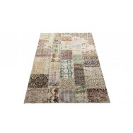 Massimo Rugs 170 x 240 cm Natural Light Vintage Rug - Multi Color
