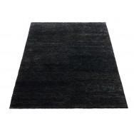 Massimo Rugs 140 x 200 cm Black Tribeca Rug - Black
