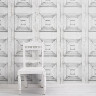 Mineheart Victorian Panelling Wallpaper