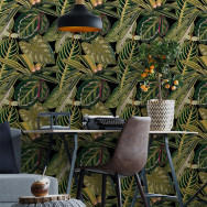 Mind The Gap Amazonia Jungle Wallpaper