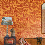 Cole and Son Chinese Toile Wallpaper - Archive Anthology