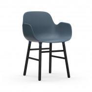 Normann Copenhagen Form Armchair - Wood