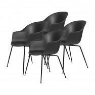Gubi Bat Chair, Set Of 4