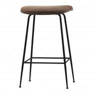 Gubi Beetle Counter Stool - Fully Upholstered - 65 cm