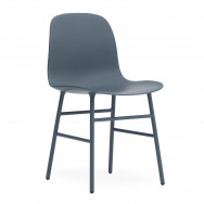 Normann Copenhagen Form Chair - Steel