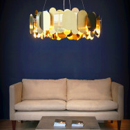 Innermost Panel Chandelier Light By Steve Jones - 115