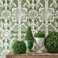Cole and Son Topiary Wallpaper - Botanicals