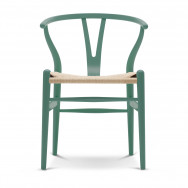 Carl Hansen CH24 Wishbone Chair - Painted Beech Frame