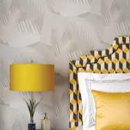 Cole and Son Deco Palm Wallpaper - Geometric ll