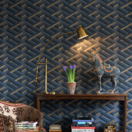 Cole and Son Luxor Wallpaper - Geometric ll