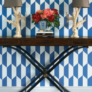 Cole and Son Tile Wallpaper - Geometric ll