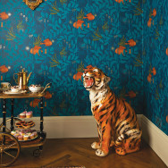 Cole and Son Nautilus Wallpaper - Whimsical