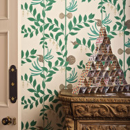 Cole and Son Secret Garden Wallpaper - Whimsical