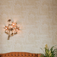 Cole and Son Cow Parsley Wallpaper - Contemporary Restyled