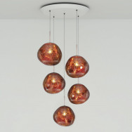 Tom Dixon Melt Mini Round Pendant System