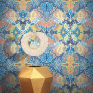 Feathr Coral Reef Wallpaper by Trabozab
