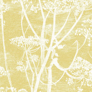 Cole and Son Cow Parsley Fabric - 100% Linen