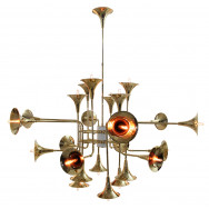 The Delightfull Botti Chandelier Light