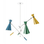 Delightfull Stanley Suspension Light (lighting)