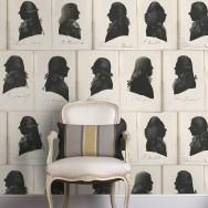 Mind The Gap Dutch Portraits Wallpaper