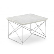 Vitra Eames LTR Occasional Table - Marble