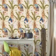 Mind The Gap Egyptian Queens Wallpaper