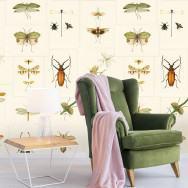 Mind The Gap Entomology Wallpaper
