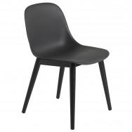 Muuto Fiber Side Chair – Wood Base
