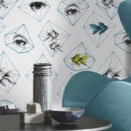 Mind The Gap Fish Eye Wallpaper