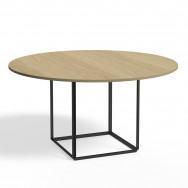 New Works Florence Dining Table - Wood Veneer Table Top