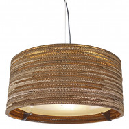 Graypants Scraplight Drum Pendant Lamp 36 inch