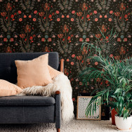 Mind The Gap Gypsy Wallpaper - Floral