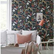 Borastapeter Hoppmosse Wallpaper