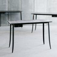 Heerenhuis Hide Leather Desk