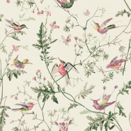 Cole and Son Hummingbirds Fabric