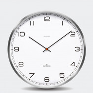 Huygens One 35 Wall Clock - Arabic (Radio Control)