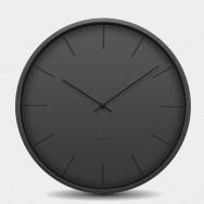 Huygens Tone Wall Clock - Black