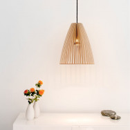 Iumi Teia Wood Pendant Light