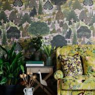 Mind The Gap Jardin Sauvage Wallpaper